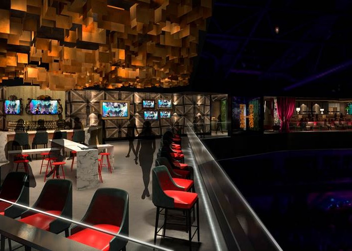 Hyde Lounge at the Las Vegas Arena