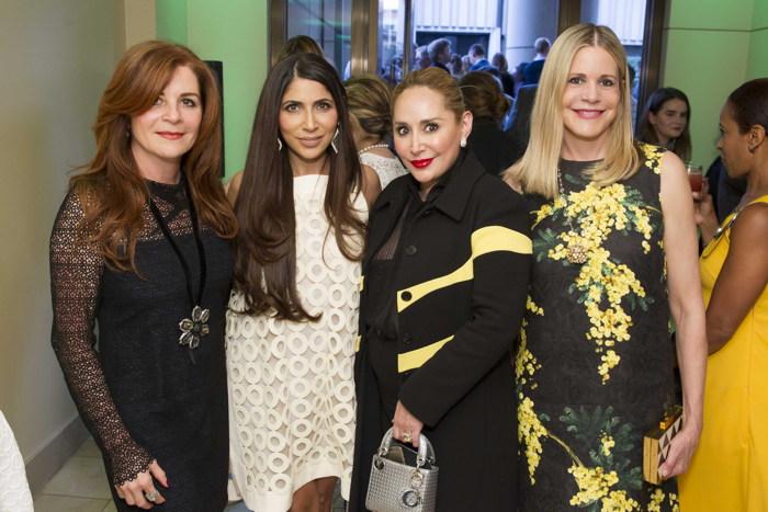 Farah Makras, Sobia Shaikh, Brenda Zarate, Mary Beth Shimmon