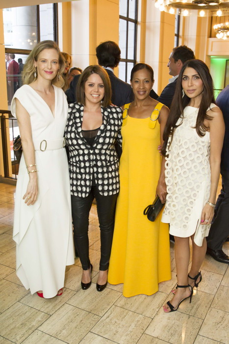 Katie Traina, Maribel Luce, Gemma Bonaparte, Sobia Shaikh