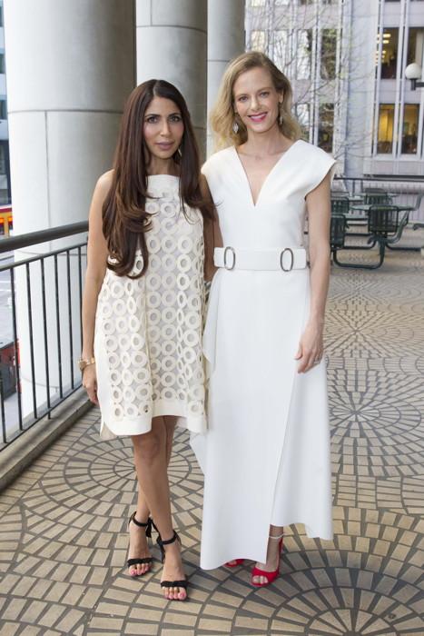 Sobia Shaikh, Katie Traina