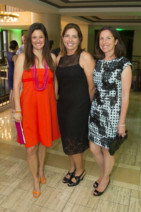 Shannon Davis, Carolyn Colpitts, Alison Chaput