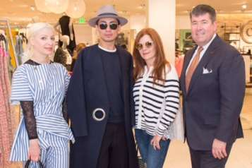 Neiman Marcus in-store event with Han Chong