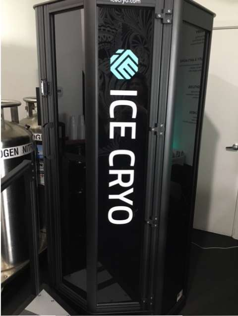 Ice Cryo therapy
