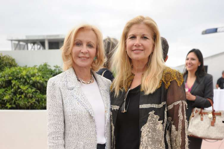 Irma Braman & Ellen Salpeter