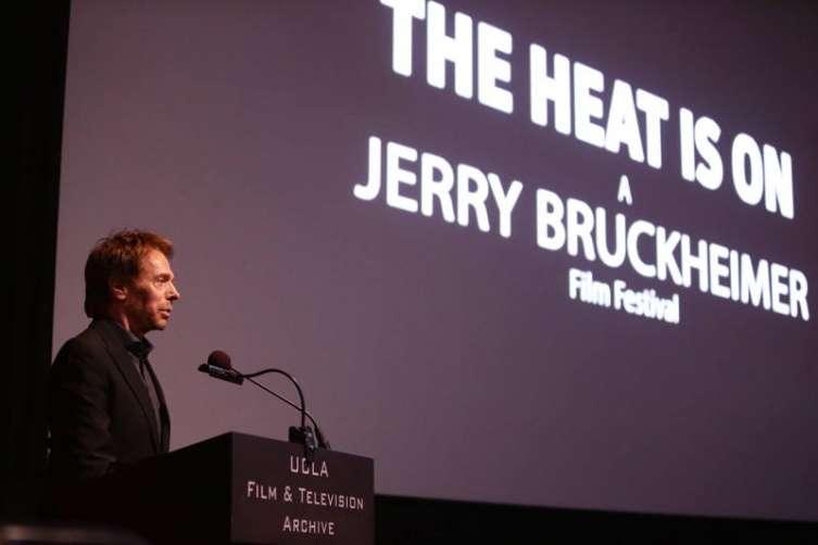 Jerry Bruckheimer Stage Logo