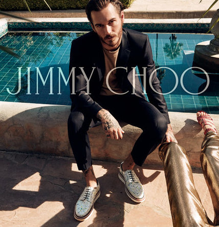 Jimmy Choo Dubai Mall of Emirates Dr. Nasrine