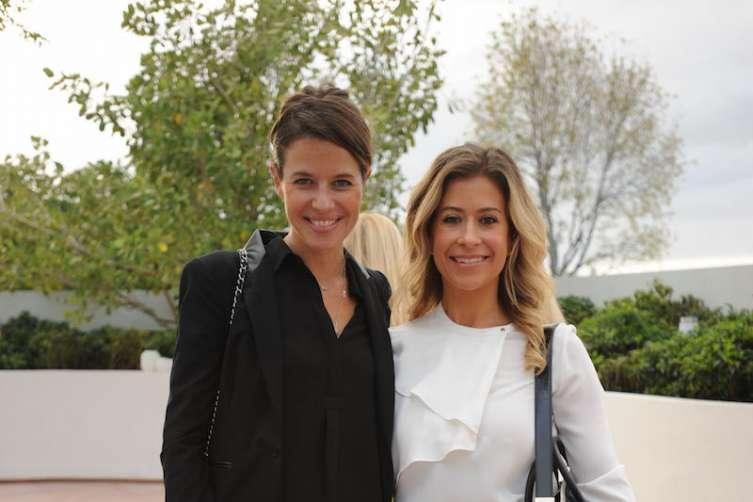 Julia Gourdon & Danielle Garno