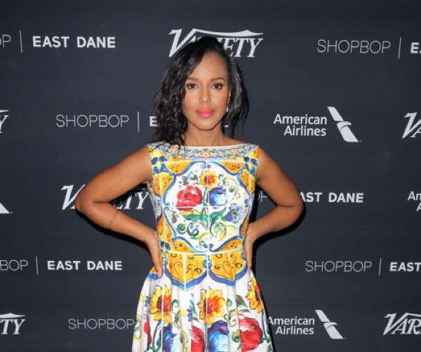Kerry Washington at Variety Studio: Actors on Actors