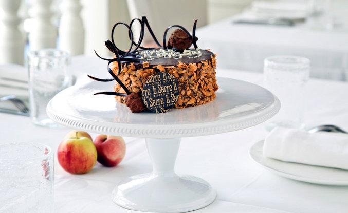 La Serre Cake Waddah Bou Saad