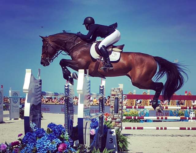 Longines Global Champions Tour by Hadley Henriette