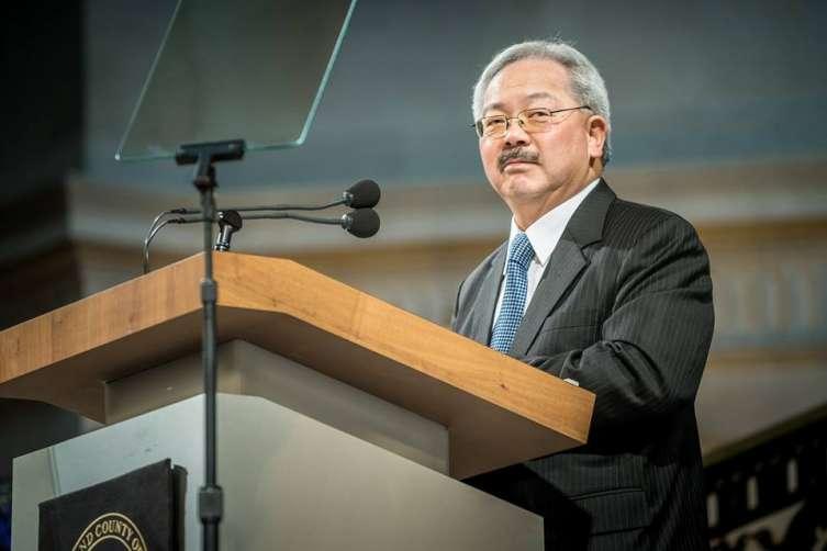 Mayor Lee