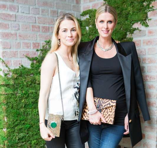 Amanda Hearst, Nicky Hilton Rothschild