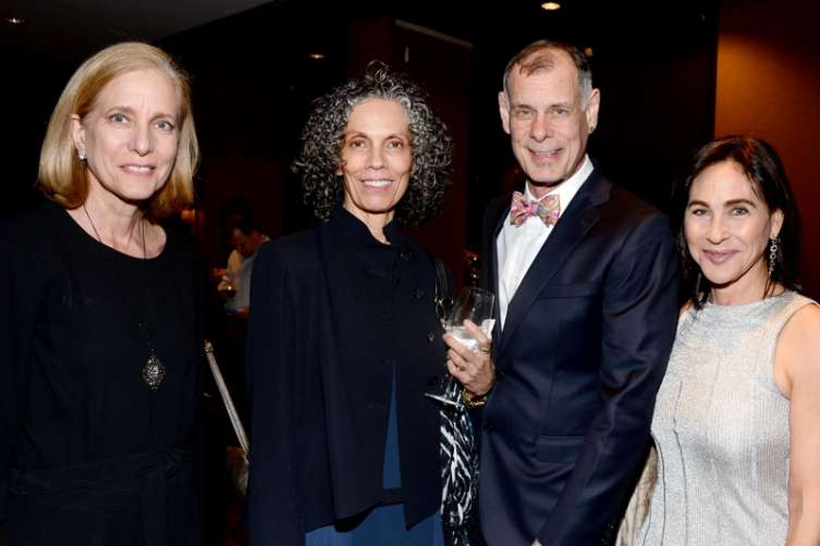 Joyce Cohen, Rima Vargas Vetter, Paul Ukena, and Peggy Jacobs