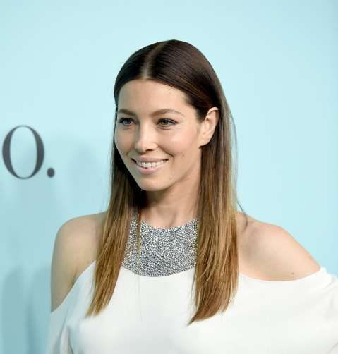 """NEW YORK, NY - APRIL 15: Actress Jessica Biel attends the Tiffany & Co. Blue Book Gala at The Cunard Building on April 15, 2016 in New York City. (Photo by Dimitrios Kambouris/Getty Images)"""