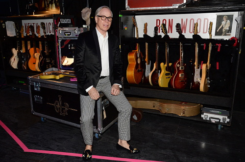 LONDON, ENGLAND - APRIL 04: Tommy Hilfiger attends an after party for 'The Rolling Stones: Exhibitionism' at Saatchi Gallery on April 4, 2016 in London, England. (Photo by Dave J Hogan/Dave J Hogan/Getty Images)