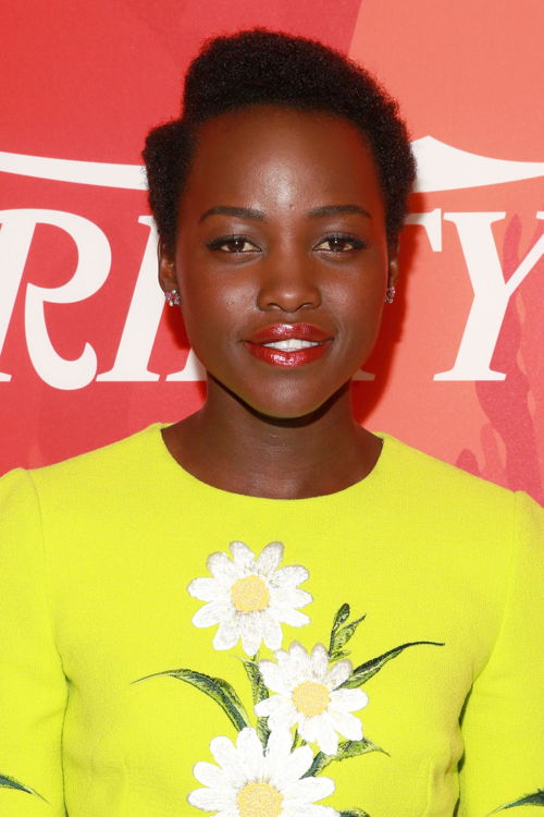 Mandatory Credit: Photo by Amy Sussman/Variety/REX/Shutterstock (5624575au) Lupita Nyong'o Variety's Power of Women NY Presented by Lifetime, Arrivals, New York, America - 08 Apr 2016