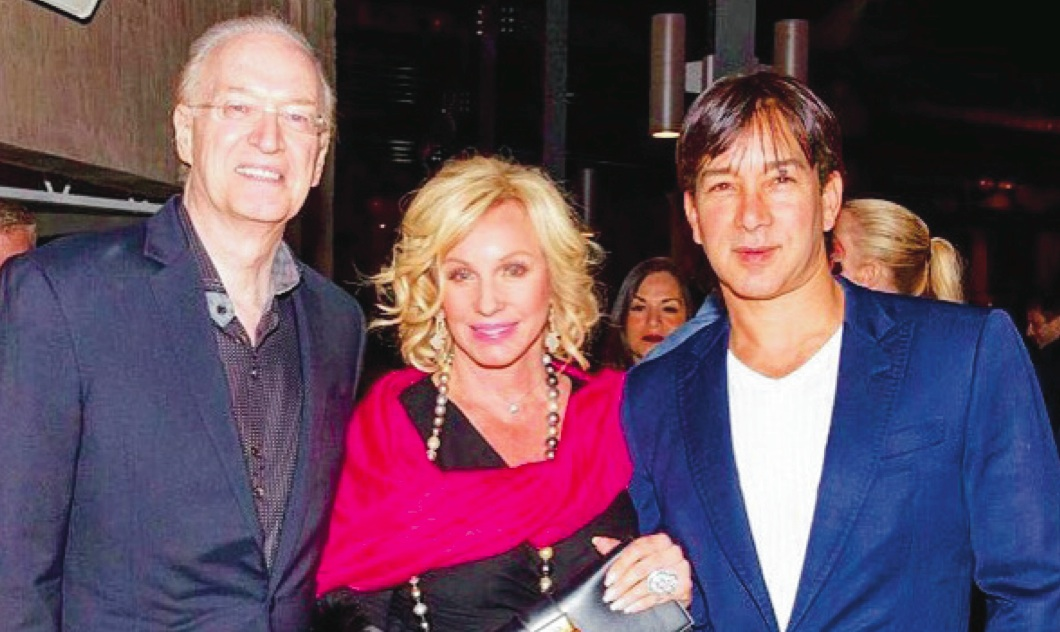 Roy and Lea Black, Rene Ruiz