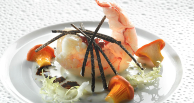Haute cuisine classic french fare meets modern day new york - French haute cuisine dishes ...