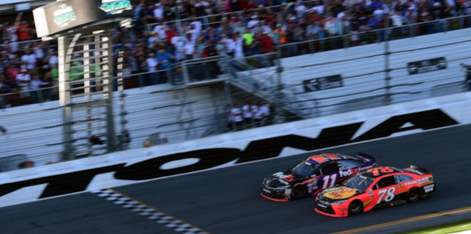 Closest finish in Daytona 500 history took place on Feb. 21