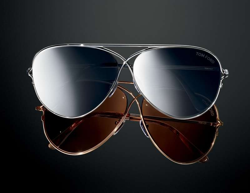 Tom Ford Launches Collection For The Eyewear Connoisseur
