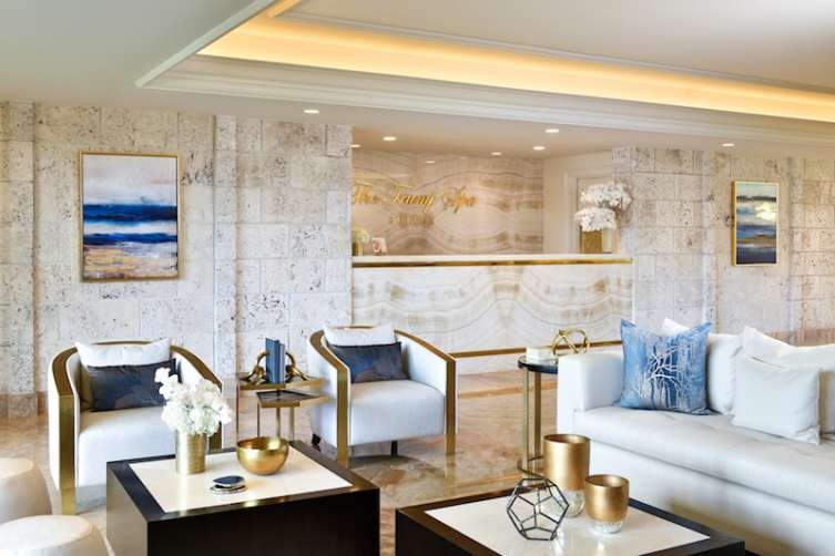 Ivanka Trump Unveils Luxurious New Spa Suites At Trump Doral