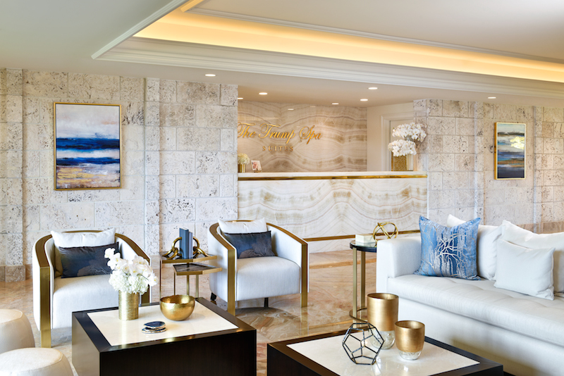 Ivanka Trump Unveils Luxurious New Spa Suites At Trump Doral