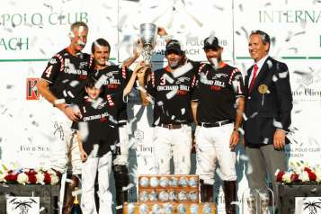 U.S. Open Polo Championship Winners, Orchard Hill