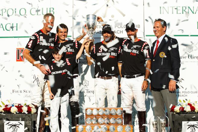 U.S. Open Polo Championship Winners, Orchard Hill