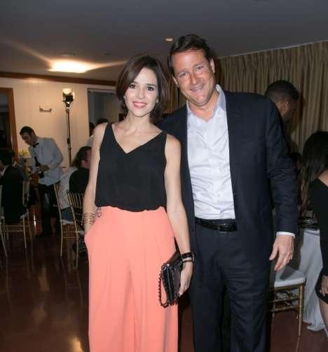 Ana and Sean Wolfington