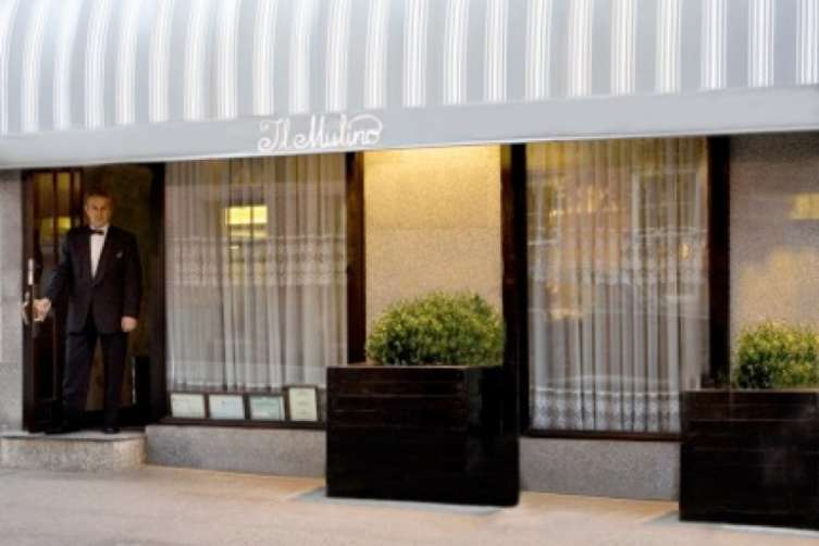 Il Mulino on West 3rd Street.
