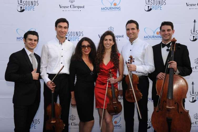 Yanni Burton, David Aaron Carpenter, Grace Carpenter, Lauren Carpenter, Sean Carpenter, & Daniel Lelchuk
