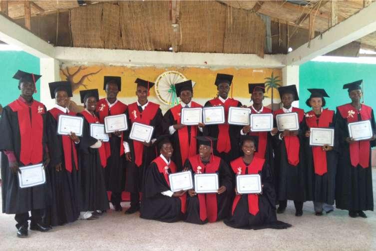 Hospitality Graduates