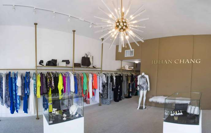 Julian Chang's New Flagship Store on Biscayne Boulevard.