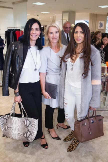 Dilara Saatci, Summer Tompkins Walker, Sobia Shaikh