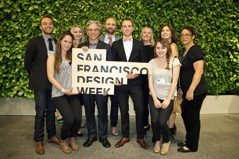 Last year's SF Design Week.