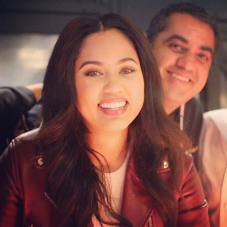 Ayesha Curry and Michael Mina