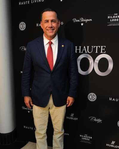 Mayor Philip Levine (Photo by Sergi Alexander/Getty Images for Haute Living)