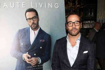 """Hublot Celebrates Jeremy Piven's Haute Living New York April/May Cover"""