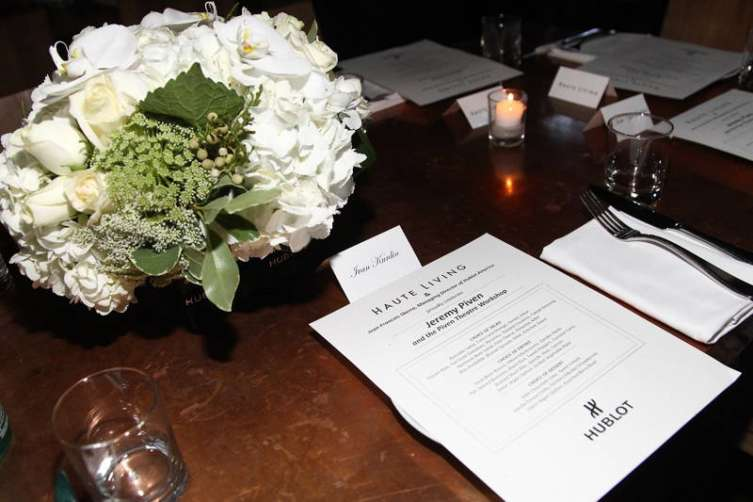 Hublot and Haute Living Celebrate Jeremy Piven 9