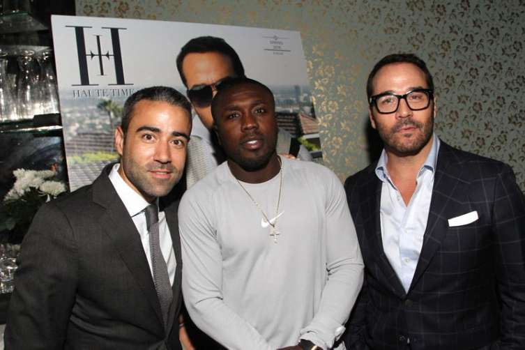 Hublot and Haute Living Celebrate Jeremy Piven 4