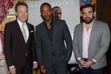 """""""Haute Living & Jet Smarter Honor Cover Star Anthony Mackie"""""""