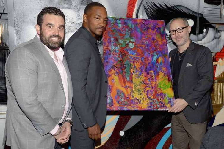 Haute Living &JetSmarter Celebrate Anthony Mackie 2