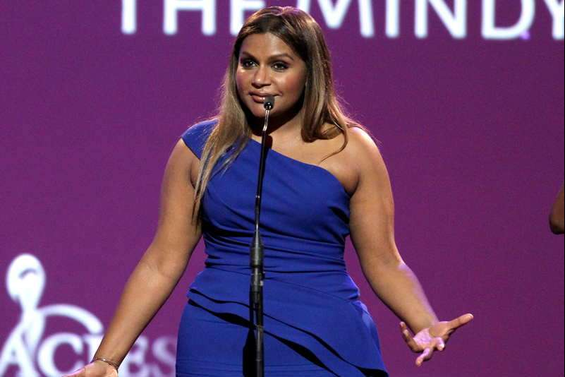 Honoree Mindy Kaling