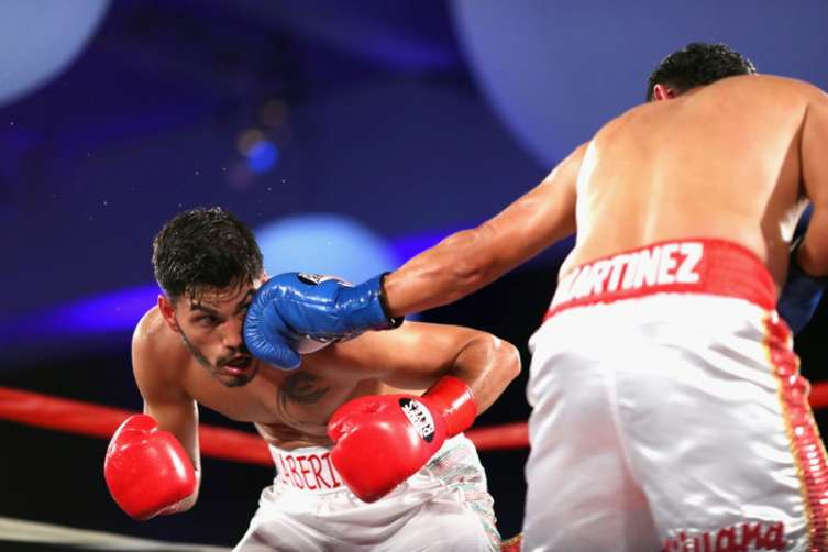 Sugar Ray Leonard Hosts Start-Studded Charity Boxing Night 3