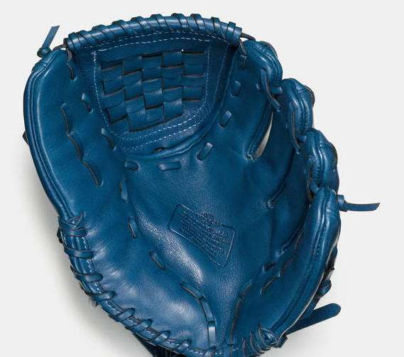 Baseball Glove Repair : Haute reasons to shop at coach for father s day