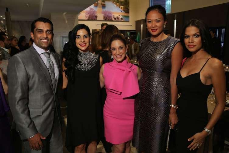 Amar Rajadhyaksha, Elena Christodoulou, Marisa Toccin Lucas, Criselda Breene, & Meghana Rajadhyaksha