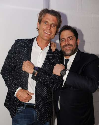 Anthony Shriver & Brett Ratner