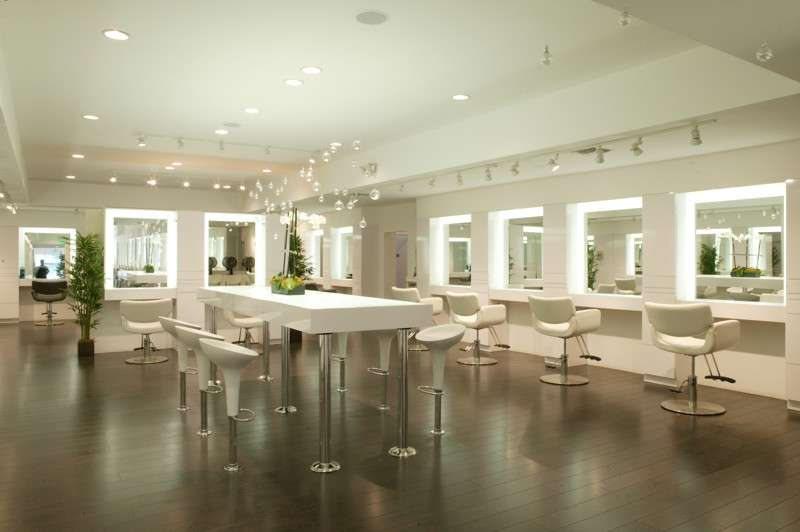 The Beverly Hills salon