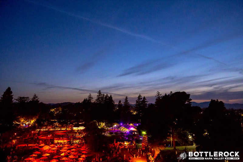Ambiance at BottleRock 2016