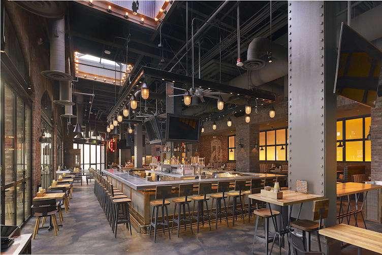 Beerhaus Interior Pano